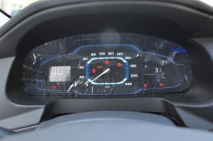 荣威360 仪表盘背光显示