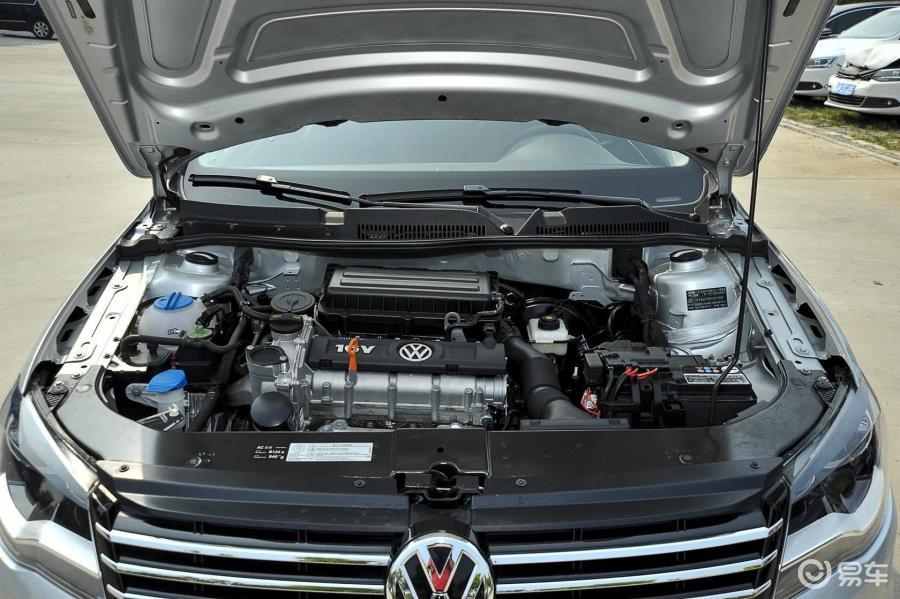 【新宝来2014款1.6l 自动 舒适型发动机汽车图片-汽车图片