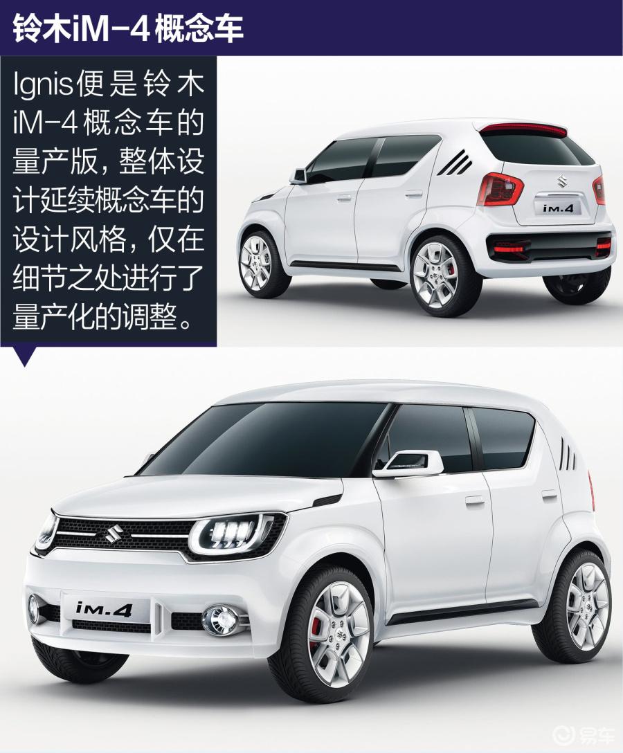 【铃木ignis汽车图片-汽车图片大全】-易车网