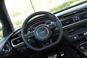 奥迪RS7(进口)方向盘图片