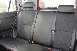 广汽中兴GX3 后排座椅