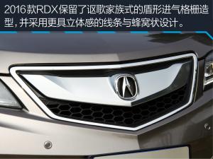 讴歌RDX试驾2016款讴歌RDX图片