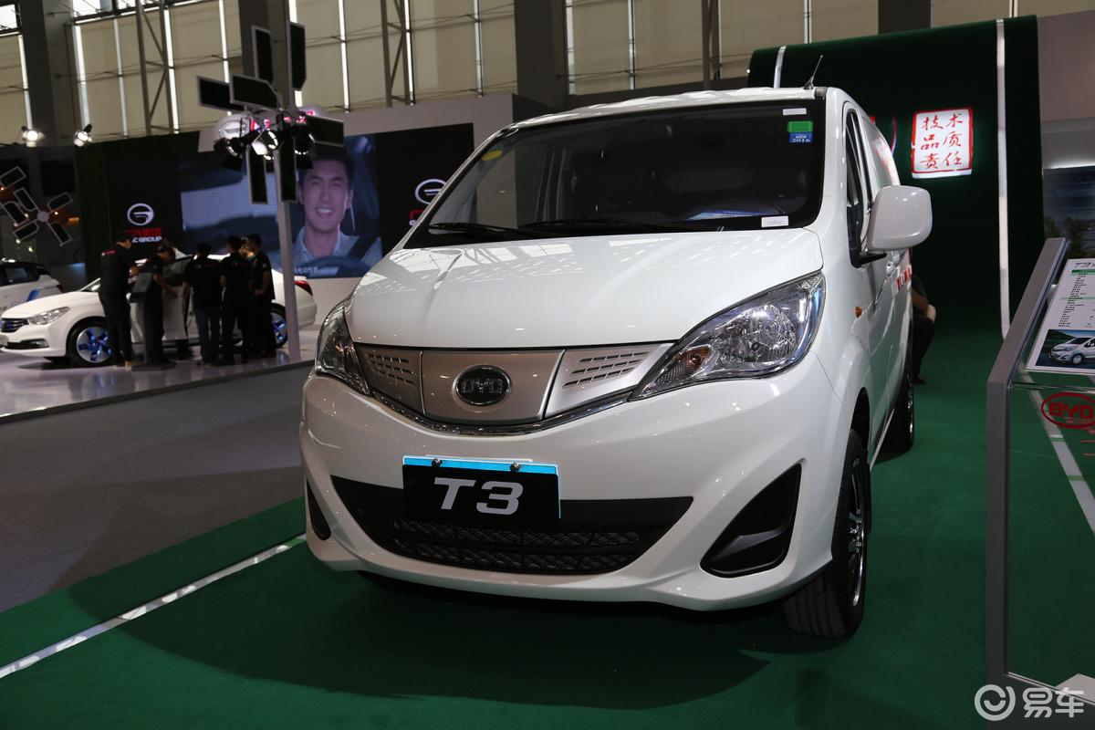 【比亚迪t3汽车图片-汽车图片大全】-易车网