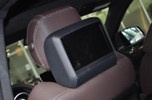 进口奔驰GLE级AMG轿跑SUV GLE级AMG运动SUV 空间-锆英石红色