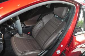 进口奔驰GLE级AMG运动SUV 驾驶员座椅