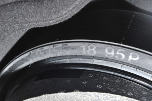 Quattroporte备胎规格