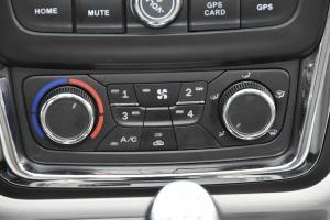 小海狮X30L 中控台空调控制键