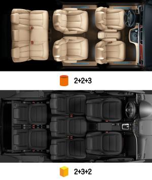 海马3223232座椅布局 图片