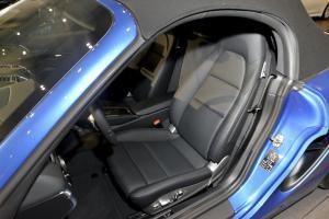 保时捷Boxster驾驶员座椅图片