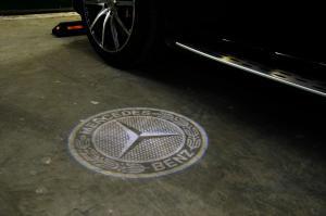 进口奔驰GLE级AMG轿跑SUV GLE级AMG运动SUV 外观-蓝色