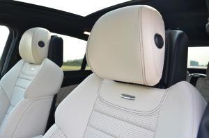 进口奔驰GLE级AMG运动SUV 驾驶员头枕