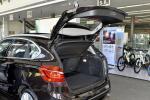 进口宝马2系运动旅行车 行李厢开口范围