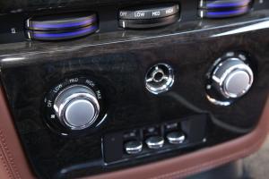 幻影中控台空调控制键
