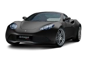 Artega GT 黑色