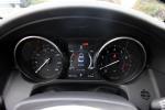 捷豹XF仪表盘背光显示图片
