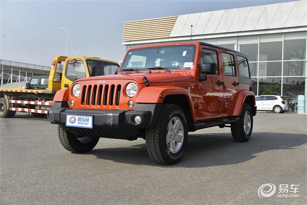 Jeep全新牧马人搭混合动力 或2017年上市