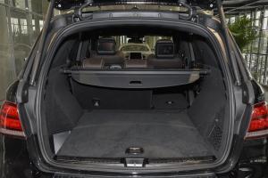 进口奔驰GLE级AMG 行李箱空间