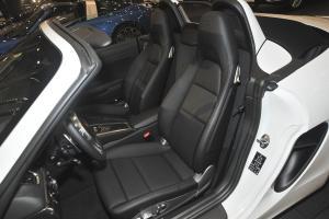 保时捷Boxster 驾驶员座椅
