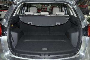 马自达CX-5 行李箱空间