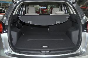 马自达CX-5 行李箱空间(后排左放倒)