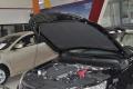 海马M8 发动机盖开启图