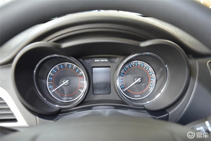 【绅宝X552016款1.5T自动舒适版汽车仪表图长安悦翔v7半轴使用寿命图片