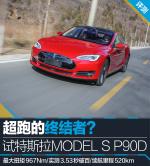 Model S(进口)P90D图片
