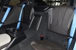 进口宝马i8 后排座椅