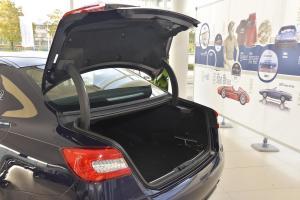 Quattroporte行李厢开口范围