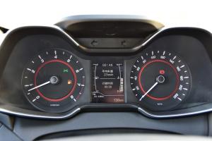 艾瑞泽5仪表盘背光显示图片
