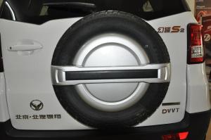 北汽幻速S2 备胎