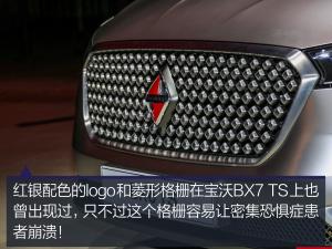 宝沃BX6 TS宝沃BX6 TS日内瓦车展图解图片