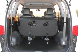 开瑞K50S行李箱空间图片