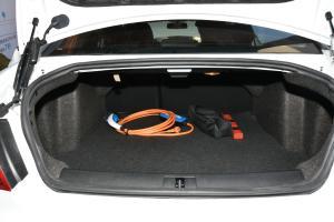 华泰iEV230行李箱空间图片