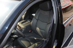 凯迪拉克总统一号 驾驶员座椅