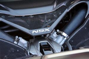 讴歌NSX NSX海外试驾
