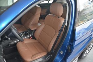观致5 SUV驾驶员座椅图片