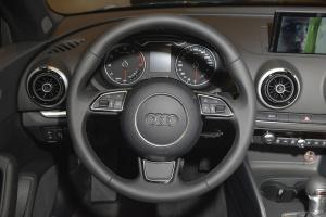 奥迪A3(进口)方向盘图片