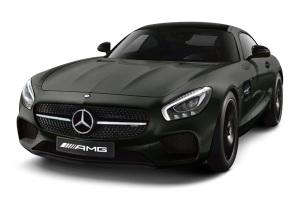 奔驰AMG GT             黑色