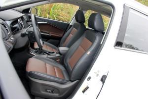 北汽幻速S6驾驶员座椅图片
