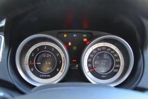 奔腾B90 仪表盘背光显示