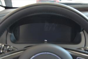 捷豹XJ仪表盘图片