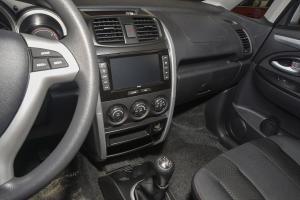 CX20驾驶位区域
