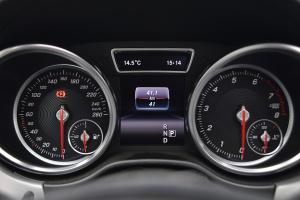 奔驰GLE级运动SUV(进口)仪表盘背光显示图片