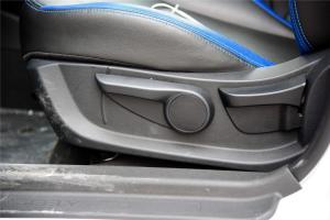 帝豪EV座椅调节键