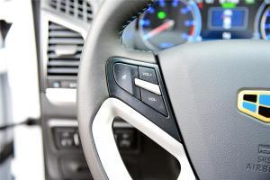 帝豪EV300方向盘功能键(左)