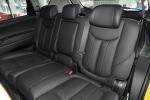 新大7 SUV              后排座椅