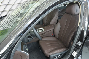 进口宝马7系             驾驶员座椅