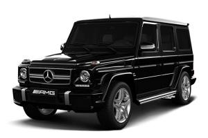 进口奔驰G级AMG          黑色