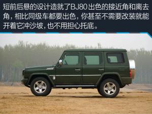 BJ80越野体验BJ80